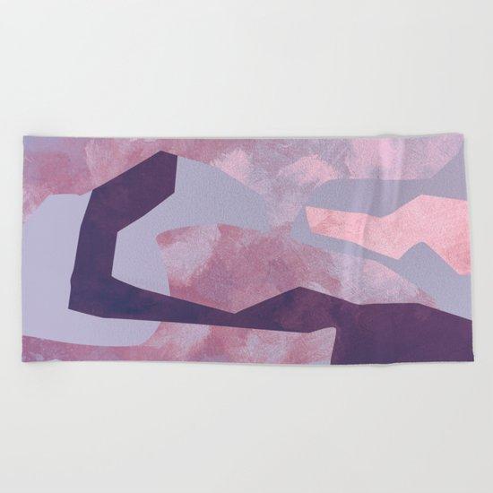Camouflage XXXX Beach Towel