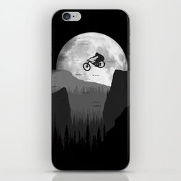 Moon Jump iPhone Skin