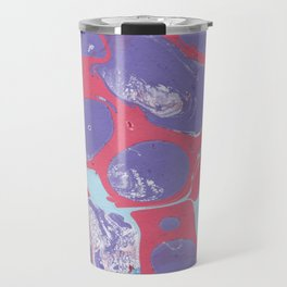 Abstract painting drops Travel Mug
