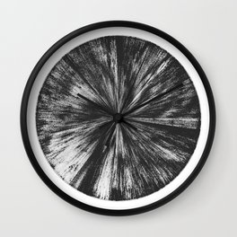 Sound of AURORA BOREALIS - 2 - Audiovisual Wall Clock
