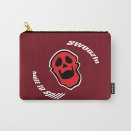 Swoozle Skull Buddy Carry-All Pouch