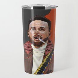 Curry, The Shooter from The Bay Travel Mug