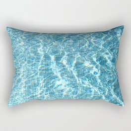 Swimmingpool #2 Rectangular Pillow