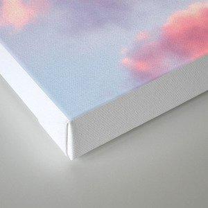Whimsical Sky Canvas Print