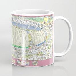 Dunas Arena, Natal, Rio Grande do Norte, Brazil Coffee Mug