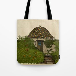 The Guard House Tote Bag