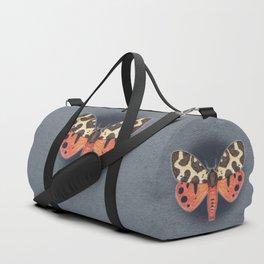 Garden tiger moth Duffle Bag