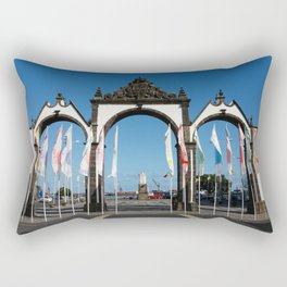 Ponta Delgada Rectangular Pillow