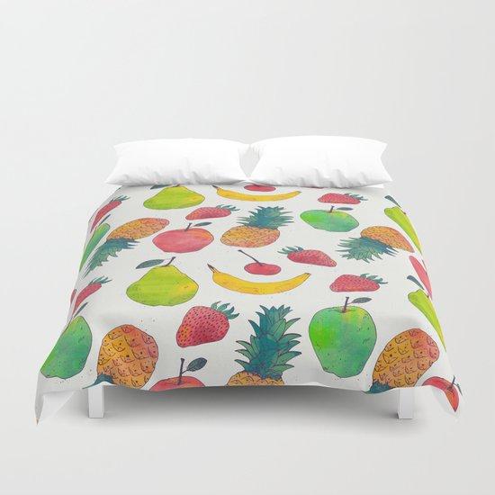 Fruity Duvet Cover
