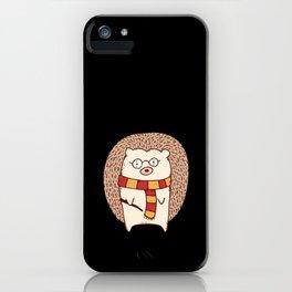 Wizard Hedgehog iPhone Case