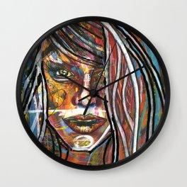 Eva 14 Wall Clock