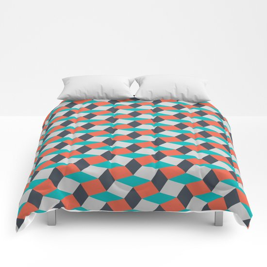 Four Colors Comforters