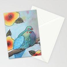 a little bit longer Stationery Cards