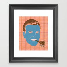 Transcending the Dad Stereotype Framed Art Print
