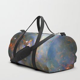 Beating Heart Nebula Duffle Bag