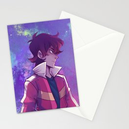Space Warrior Stationery Cards