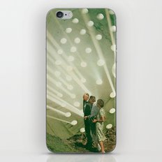the light pours out of me iPhone & iPod Skin