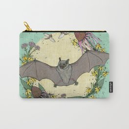 big brown bat. Carry-All Pouch