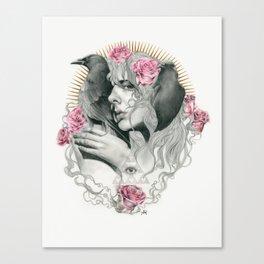 Rosae Crucis Canvas Print
