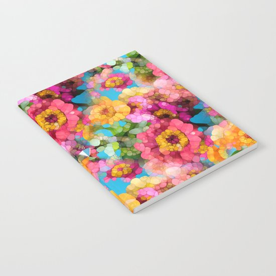 Summer Colors Notebook