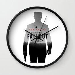Fallout 2018 Wall Clock