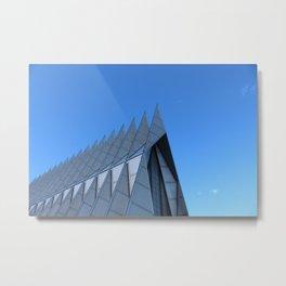 chapel^11 Metal Print