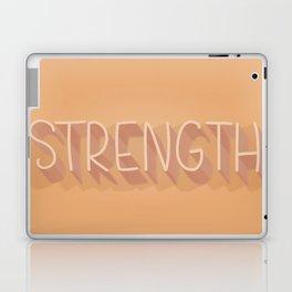 Strength Laptop & iPad Skin