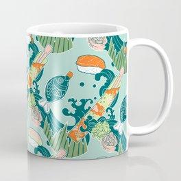 Sushi take-out! Coffee Mug