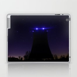 Nuclear Cooling Tower Laptop & iPad Skin
