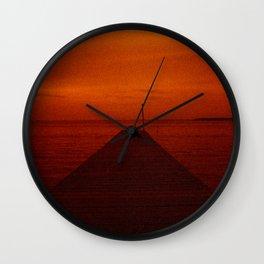 Shoreline Dream Wall Clock