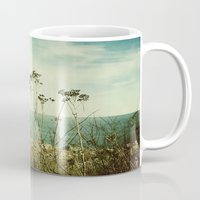 wind Mugs featuring Wind by strentse