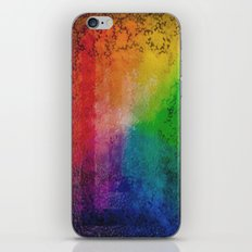 Color iPhone & iPod Skin