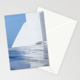 Lisbon architecture Stationery Cards