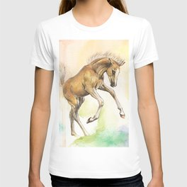 Jumping of joy T-shirt