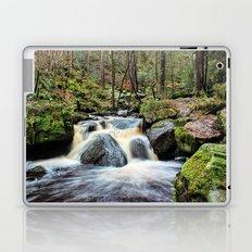Wyming Brook Cascades Laptop & iPad Skin