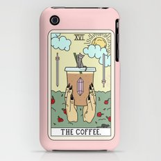 COFFEE READING iPhone (3g, 3gs) Slim Case