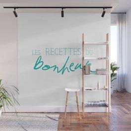Les Recettes du bonheur  - LOVE Wall Mural