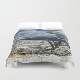 Minerva Spring and Terrace Duvet Cover