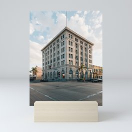 Downtown Santa Ana 01 Mini Art Print