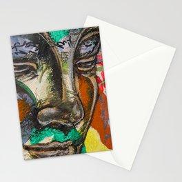 Gazing Buddha Stationery Cards