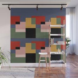 Tile Harmony /// pencilmeinstationery.com Wall Mural