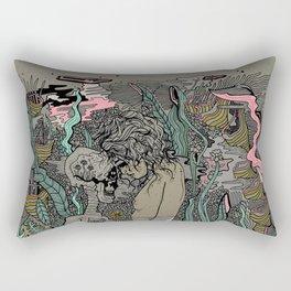 The Offering Rectangular Pillow
