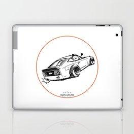 Crazy Car Art 0122 Laptop & iPad Skin