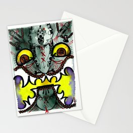 NOLA TIKI 1 Stationery Cards