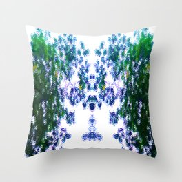 Serenidad Throw Pillow
