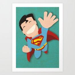 Fun Super Art Print