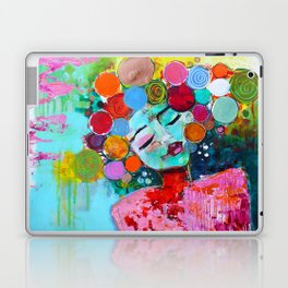 Thinking of you Laptop & iPad Skin