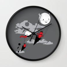 Acute Invasion Wall Clock