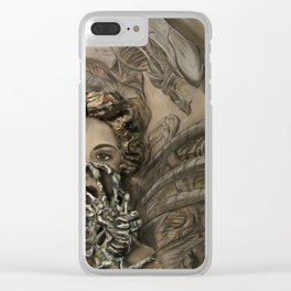 Perfect Organism Clear iPhone Case