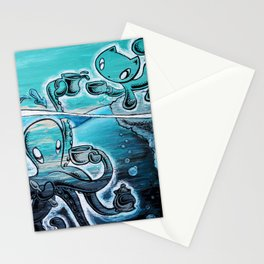 Squiggles+Skribbles: Overcoming odds Stationery Cards